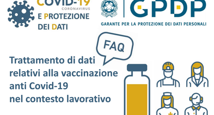 FAQ Covid Privacy