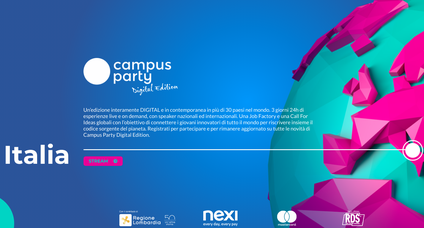 Campus Party Digital Edition