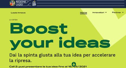 Boost your Ideas