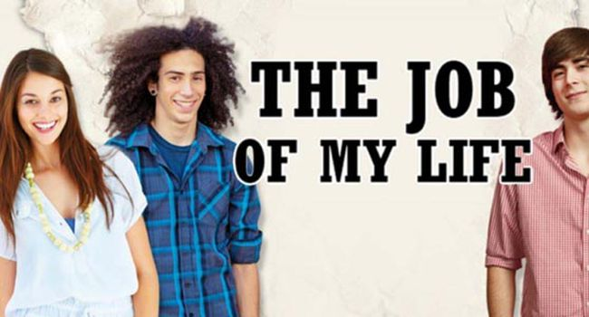 The Job of my life