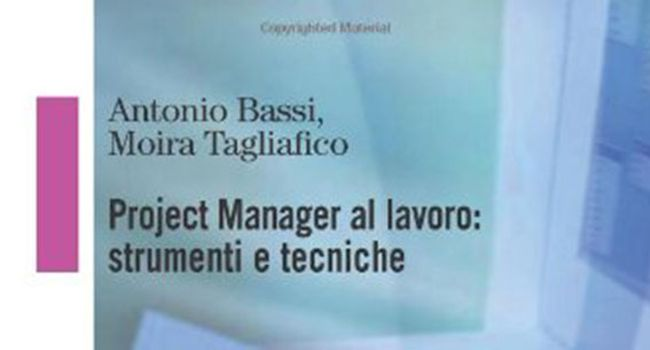 Project manager al lavoro