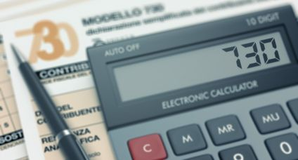 Italy tax concept