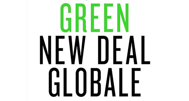 Un green new deal globale_or