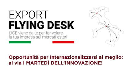 Export Flying Desk