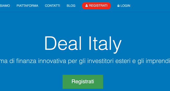 Deal Italy