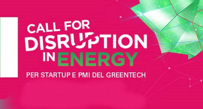 Call for disruption