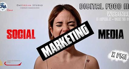 DIGITAL FOOD Social Media Marketing per PMI
