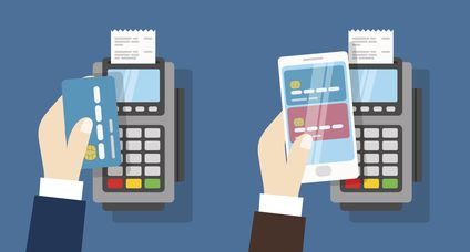 Nfc payment pos terminal. Wireless Payment